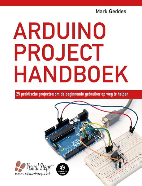arduino handbook We recently received a copy of an amazing project book from no starch press for a review the arduino project handbook: 25 practical projects to get you started by, mark geddes is something appealed to me as a programmer and lover of arduino it made perfect sense once i started reading it.