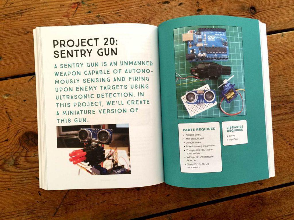 Arduino Project Handbook Underbelly Novel Buzzer Circuit Diagram Alarms Security Related Mark Geddes