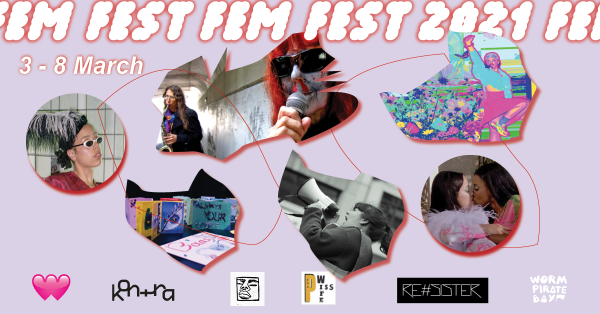 Feminist Festival at WORM coming up!